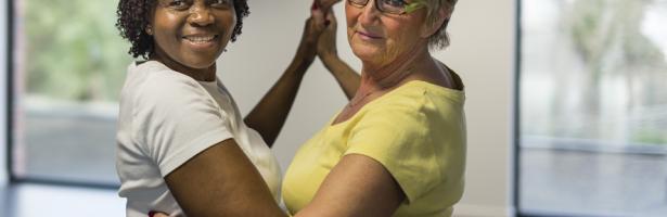 Referentiepersonen dementie willen meer weten over community building