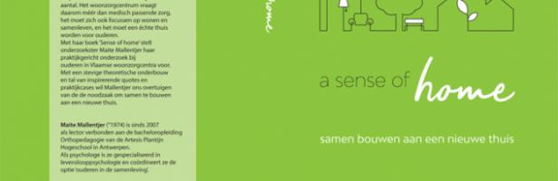 "Tweede editie ""sense of home"""